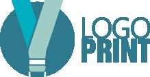 LogoPrint Cordão para Crachá e Acessórios Logo