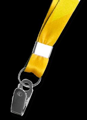Cordão para Crachá Personalizado com jacaré